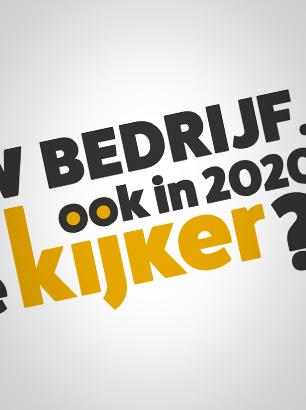Flyer / advertentie Werken in de Kempen Open Bedrijven Dag